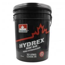 PC гидравлическое масло HYDREX AW 68 (20 л)
