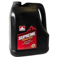 PC моторное масло для бензиновых двигателей SUPREME 20W-50 (4*4 л)