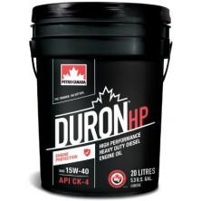 PC моторное масло для дизельных двигателей DURON HP 15W-40 (20 л)