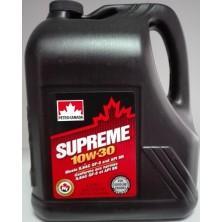 PC моторное масло для бензиновых двигателей SUPREME 10W-30 (4*4 л)