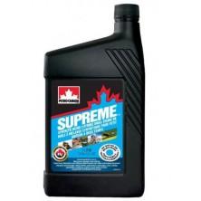 PC моторное масло для 2х-тактных бензиновых двигателей SUPREME SYNTHETIC BL 2-STRK SML (12*1 л)