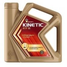 Rosneft Kinetic ATF III 4л