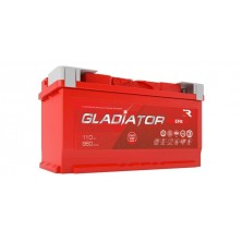 АКБ о.п Gladiator EFB 6CT-110L.960A (353*175*190) 23,8кг.