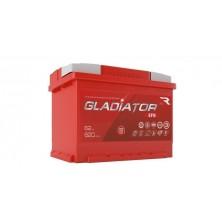 АКБ п.п Gladiator EFB 6CT-62L.620A (242*175*190) 16,9кг.конус