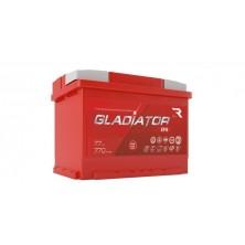 АКБ п.п Gladiator EFB 6CT-77L.770A (276*175*190) 19,4кг.конус
