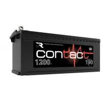 АКБ п.п Contact  6CT-190L.1200A (516*223*223) болт.