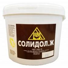 Солидол Синтетический (бан 10 кг.)