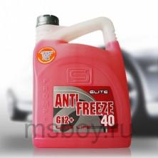 Антифриз 40 ELITE G 12 (5кг) красный