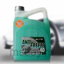 Антифриз 40 ELITE G 11 (5кг) зелёный