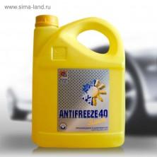 Антифриз 40 ELITE  (10кг) желтый