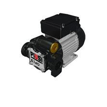 E140 230/50 - Роторный лопастной электронасос для ДТ, 140 л/мин