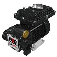 EX140 230/50 ATEX - Роторный электронасос для бензина, ДТ, керосина, 140 л/мин