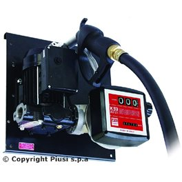ST Bi-pump 12V K33 A120 - Перекачивающая станция для ДТ (мех. счет., авт. пист.), 80 л/мин