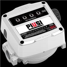 K 150 VER.D 1 BSP 4-х разрядный механический счетчик дизельного топлива