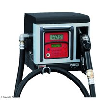 CUBE 70 MC LITE - Программируемая топливораздаточная колонка, 70 л/мин