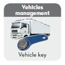 Ключи 10 штук/комплект транспорт  для Self Service 2.0 (старый артикул)