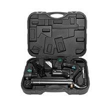 Насос для консистентной смазки с питанием от аккумуляторов 18В,с одной батареей Li-ION в комплекте.