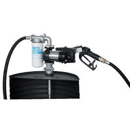 Drum EX50 230V ATEX - Бочковой ком-кт для бензина э/насос, фил-р, авт. пист., 50 л/м (без каб.пит.)