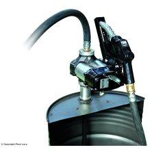 DRUM BI-Pump 24 V. - Бочковой модуль для перекачки дизельного топлива 80 л/мин