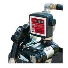 DRUM BI-Pump 12V K33 A120 - Бочковой комплект для ДТ электронасос, мех. счет. и авт.пист., 80 л/мин