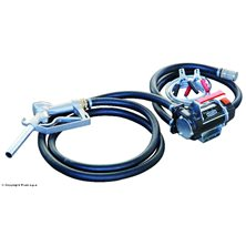 Battery Kit 3000/12V - Портативный переносной перекачивающий блок для дизельного топлива 12 В