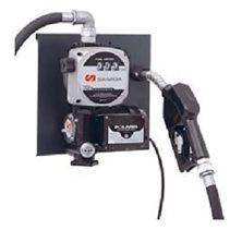 Комплект с насосом для настенного монтажа для ДТ 50 л /мин