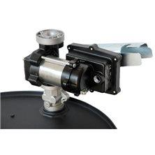 Kit Drum EX50 12V ATEX - Комплект для бензина э/насос, держатель пист., коннектор 2, 50 л/мин