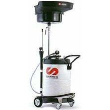 Маслосборник комбинированный для откачки/слива масла 100 л