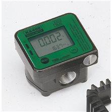 К400 windscreen - Электронный счетчик отпуска антифриза и омывающей жидкости