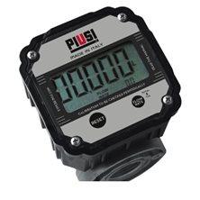 K600 B/3 diesel 1BSP - электронный расходомер