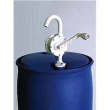 Ручной роторный насос для бочки Производительность 25л/мин