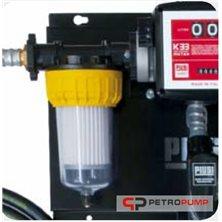 ST Panther 72 K33/PA60 + Clear Captor -  Перекачивающая станция для дизельного топлива c прозрачным