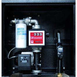 ST BOX P72/M K33 A60 WC BASIC - Перекачивающая станция для дизельного топлива