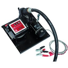 ST ByPass 3000/24V K33 A60 - Перекачивающая станция для дизельного топлива с расходомером и раздаточ
