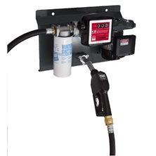 ST E120 K33/F/6MT/PA120/ASP 4 MT - Перекачивающая станция для дизельного топлива