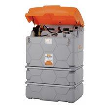 Мобильная емкость Cube-Tank ПРЕМИУМ, 1000л (уличного исполнения)