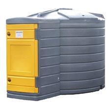 SWIMER TANK CLASSIC - Емкость 3500 л для ДТ