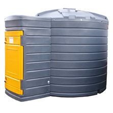 SWIMER TANK EXCLUSIVE - Емкость 7500 л для ДТ