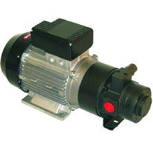 Электронасос 230В для перекачки масла при среднем давлении, 33л/мин