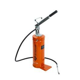 Ручной солидолонагнетатель с емкостью 8 кг, 150 бар, эконом версия