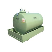 Резервуар стальной для масла, объем 12000 л